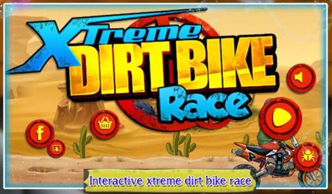 Dirt Bike Xtreme Race