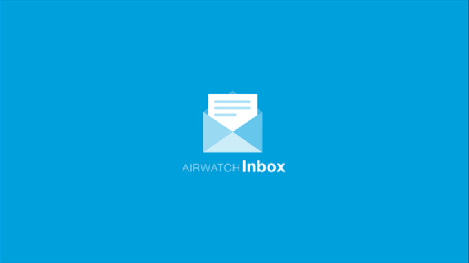 AirWatch Inbox