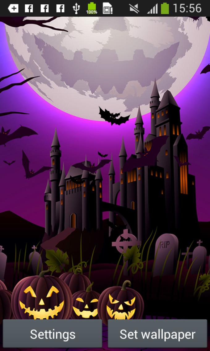 Halloween Live Wallpapers
