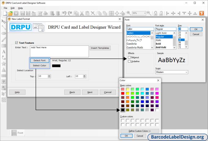 ID Card Designer Software