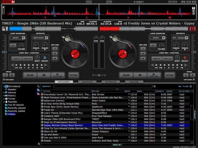 Virtual DJ Free Home Edition