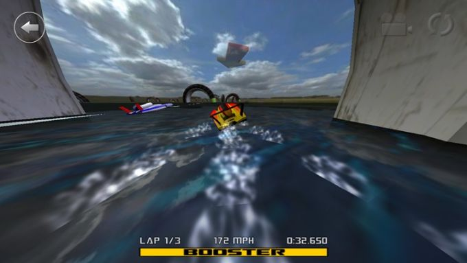 3D Boat Race for Windows 10