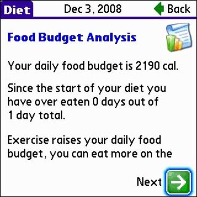 Diet & Exercise Assistant