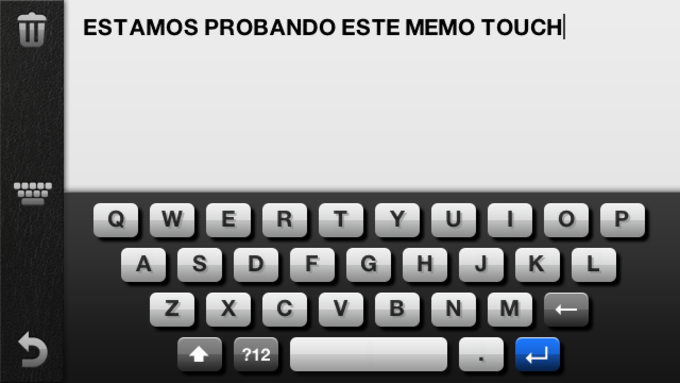 Memo Touch