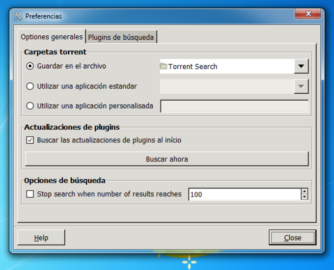 Torrent Search