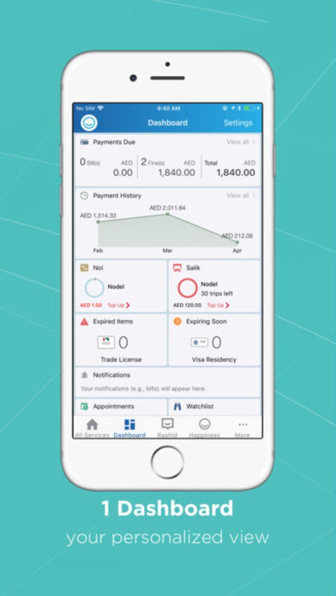 DubaiNow  تطبيق دبي الآن