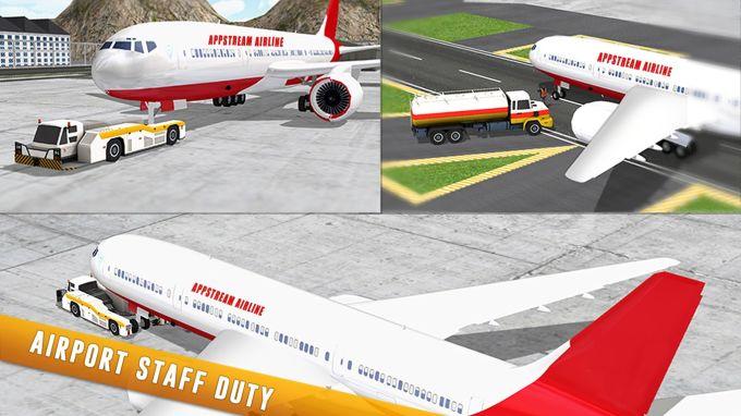 Airplane Rescue Simulator 3D - Pilot Crash Landing