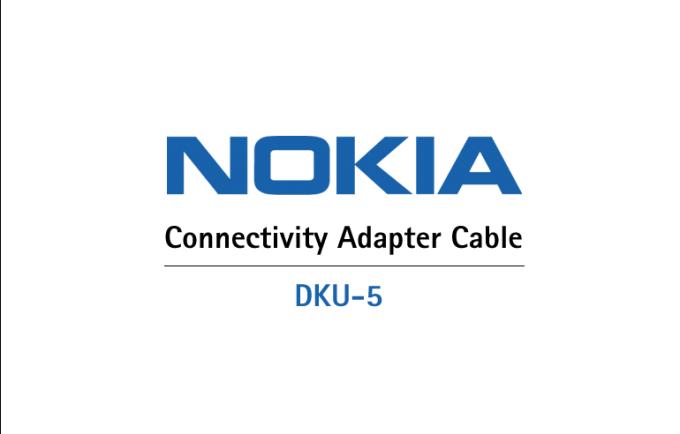 Driver para Cable DKU-5 de Nokia