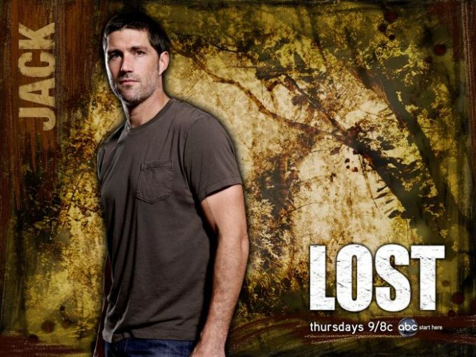 Fond d'écran Lost - Jack