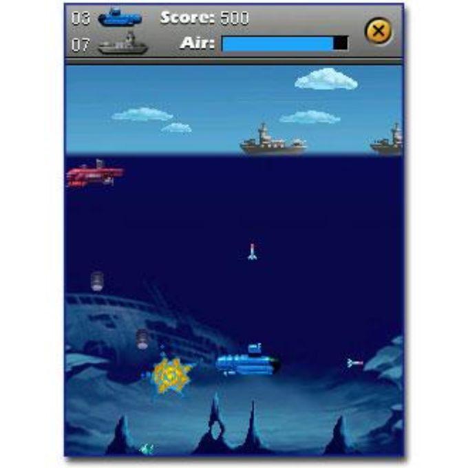 Sea Strike