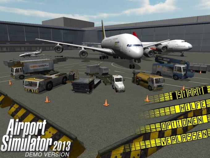 Airport Simulator 2013