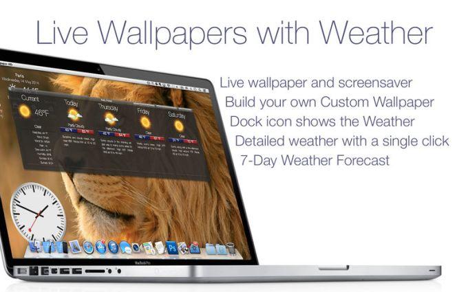 Live Wallpaper & Screensaver