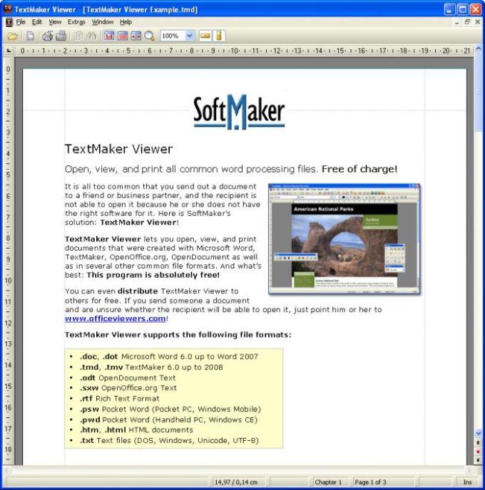 TextMaker Viewer