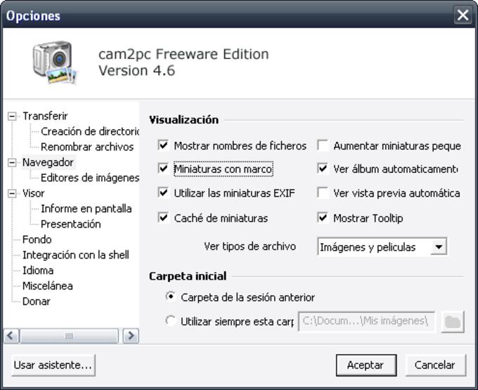 cam2pc spanish resource file