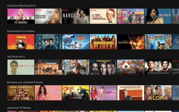 Streaming: TV Shows & Stream Movies for Netflix