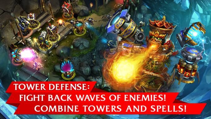 Defenders: TD Origins