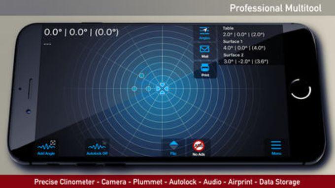 iLevel - Protractor and Level