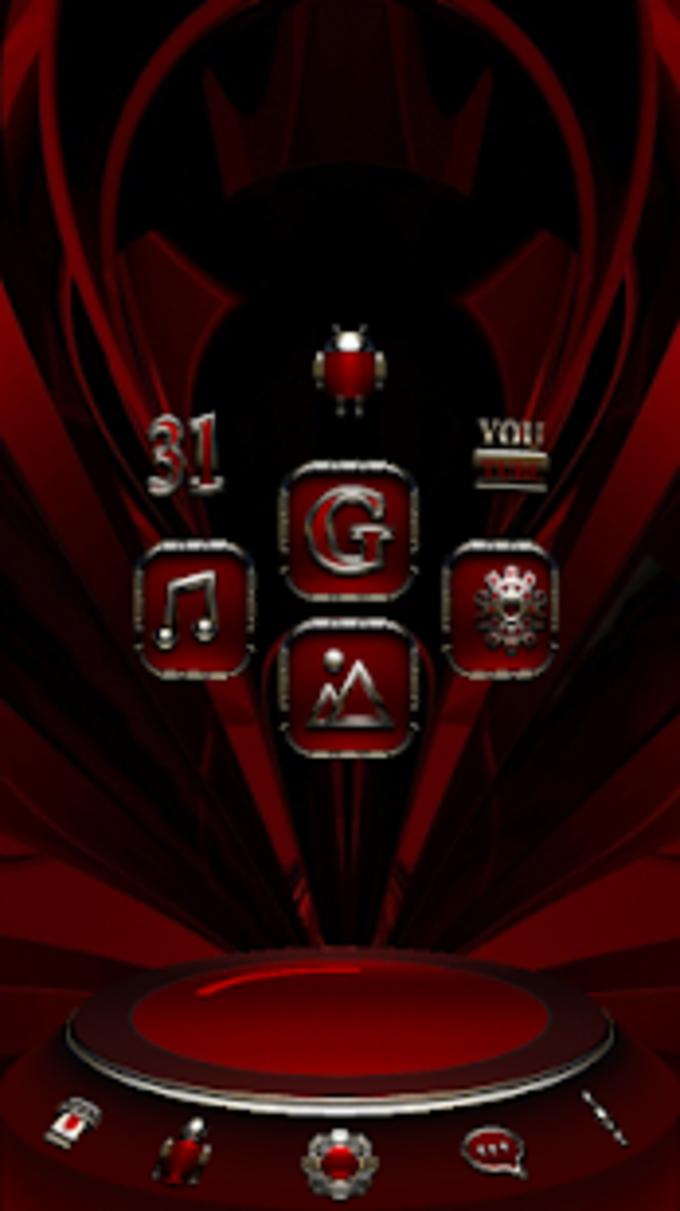 MAGNOLIA Next Launcher Theme