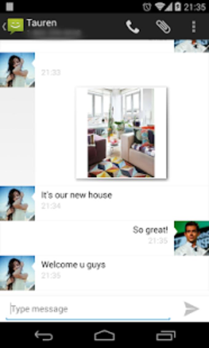 Messaging Classic - 4.4 Kitkat