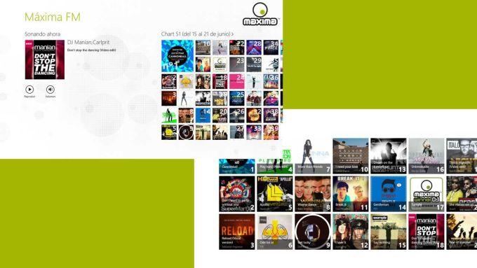 Máxima FM para Windows 10