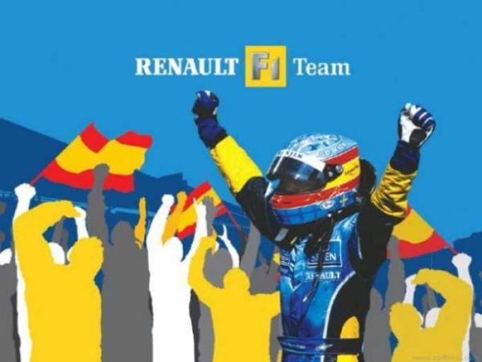 Renault F1 Team Alonso