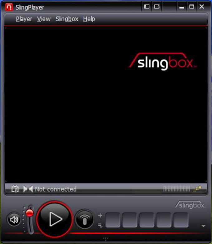 SlingPlayer Desktop