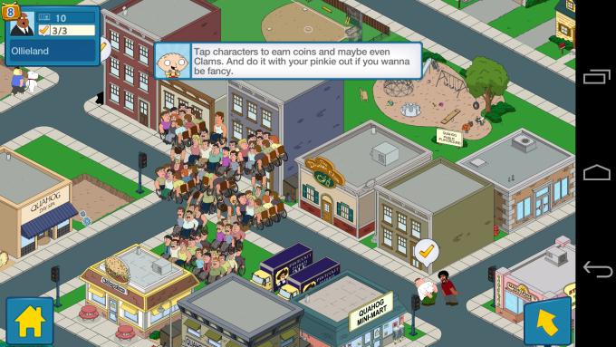 Family Guy: En búsqueda