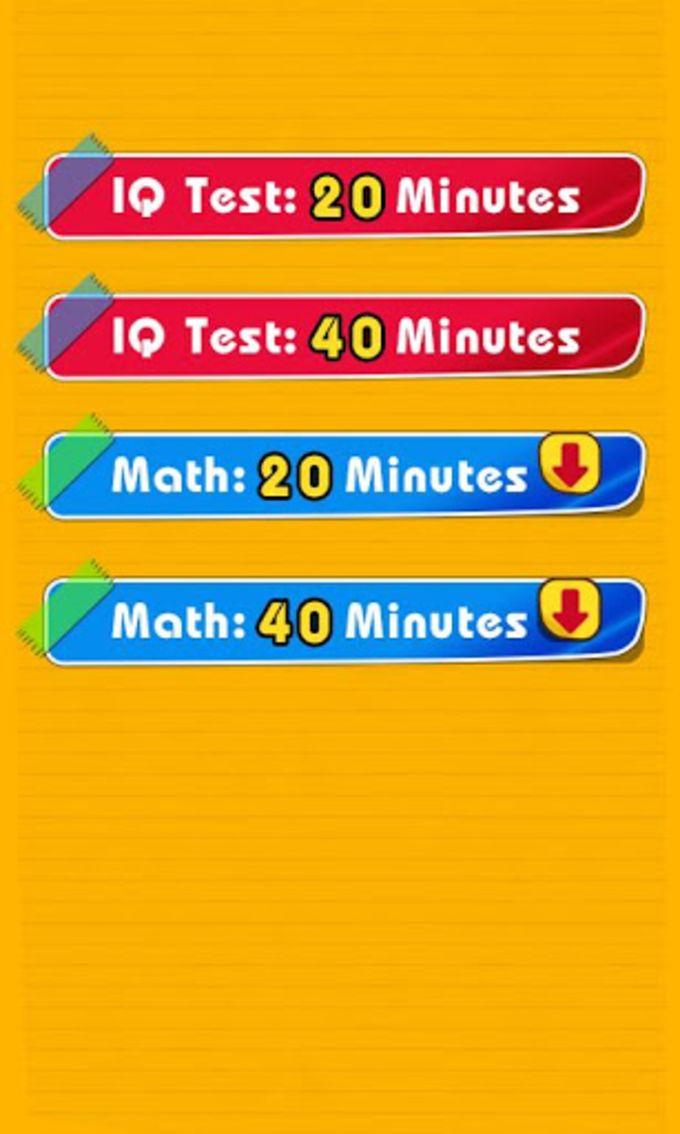 Test Coeficiente Intelectual
