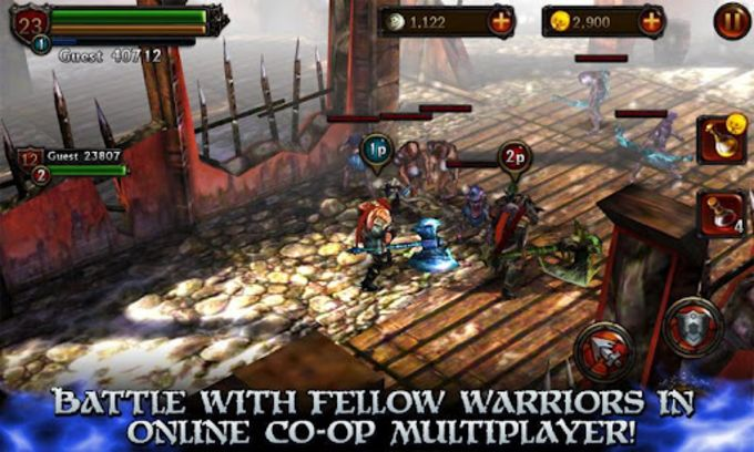Eternity Warriors 2