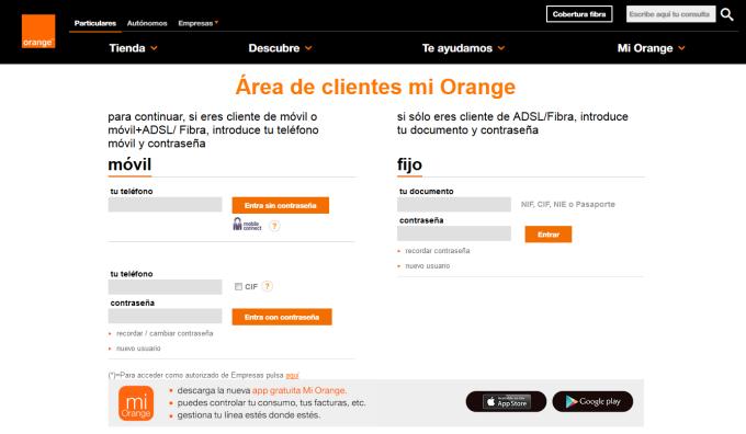 Ser de Orange