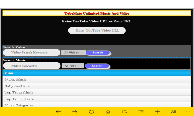 TubeMate Video Music Downloader
