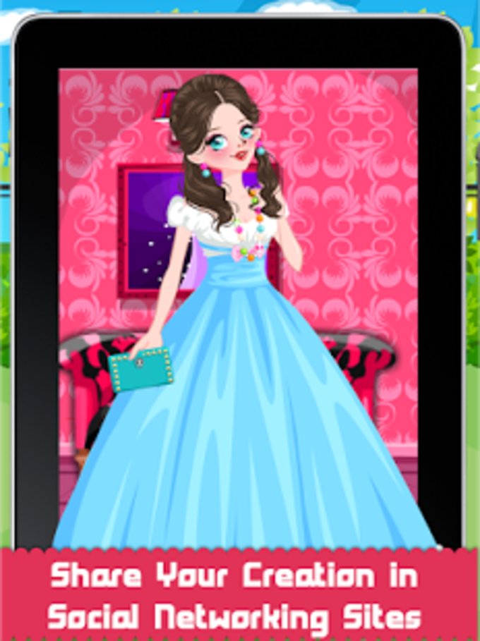 Princesa con Encanto Dressup