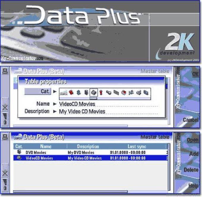Data Plus