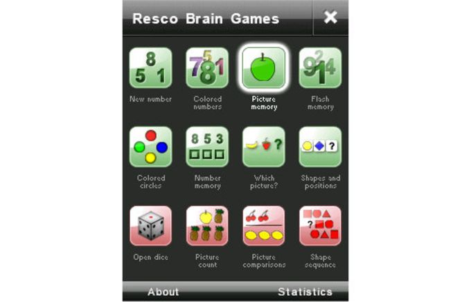 Resco Brain Games