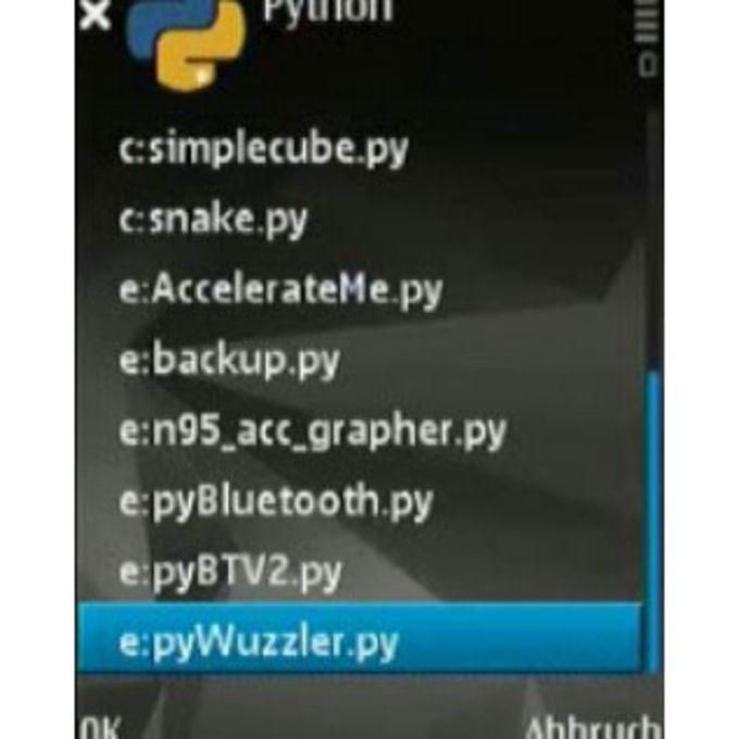 pyWuzzler