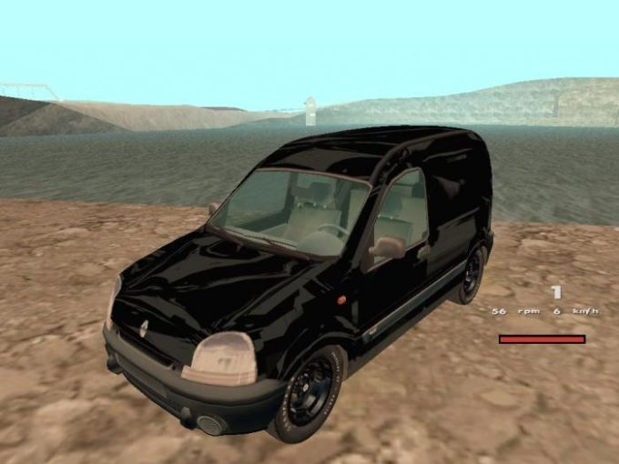 GTA San Andreas Pack de coches 2
