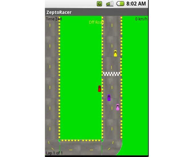 ZeptoRacer