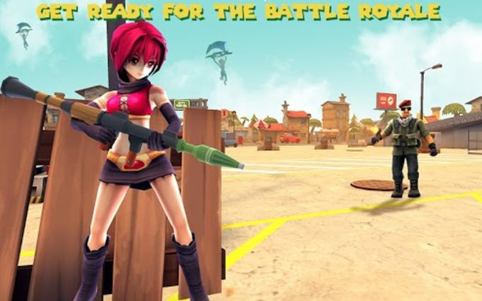 Fortnight Battle Royale Battlegrounds Survival