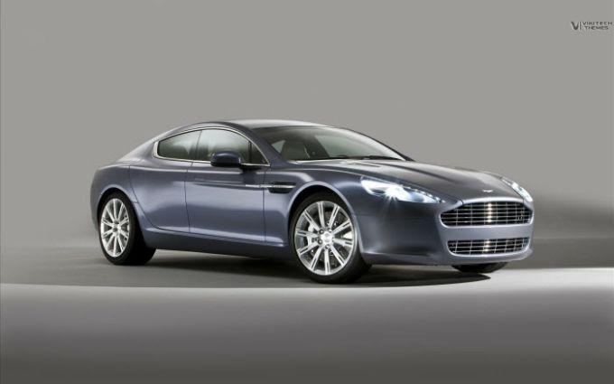 Tema de Aston Martin