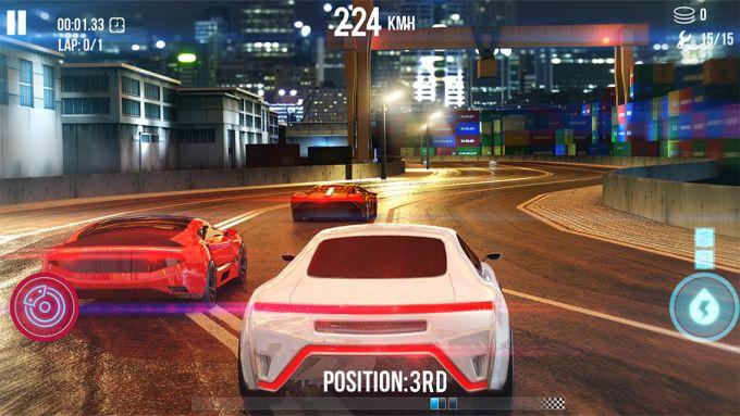 High Speed Race: Racing Need for Asphalt Speed