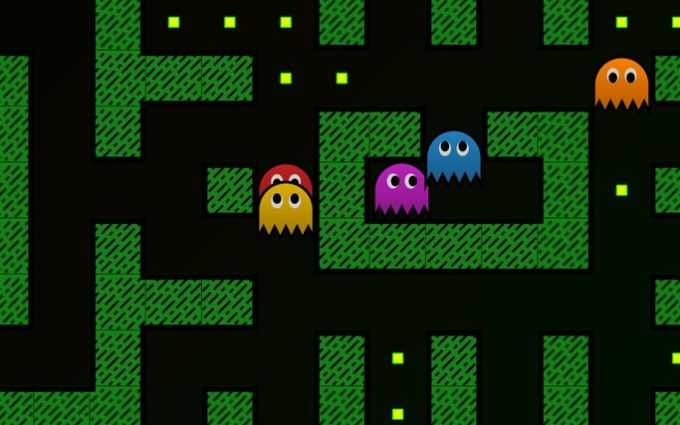 Pacman for Windows 10