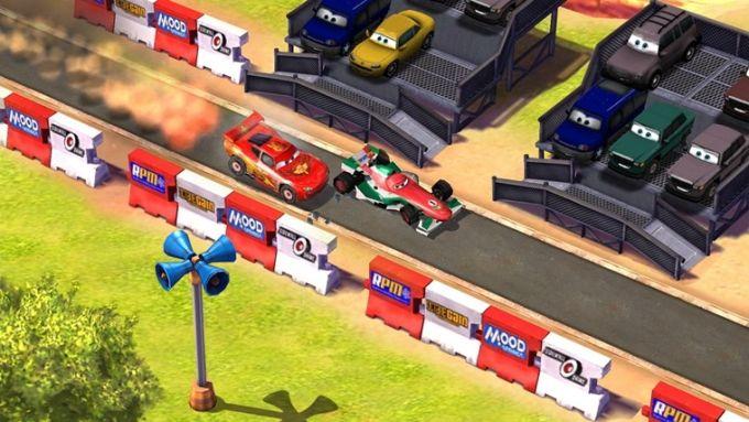 Cars: Rapide comme Flash! pour Windows 10