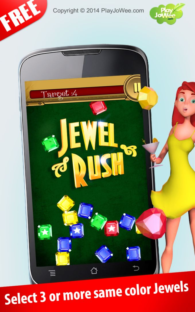 Jewel Rush