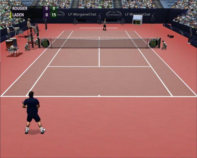 Full Ace Tennis