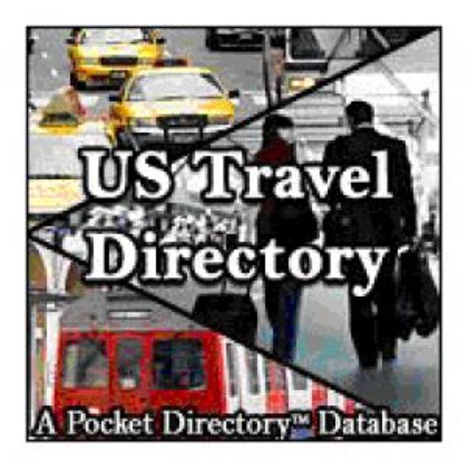 US Travel Directory Pocket Directory Database