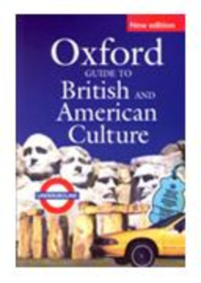 MSDict Oxford Guide to British and American Culture