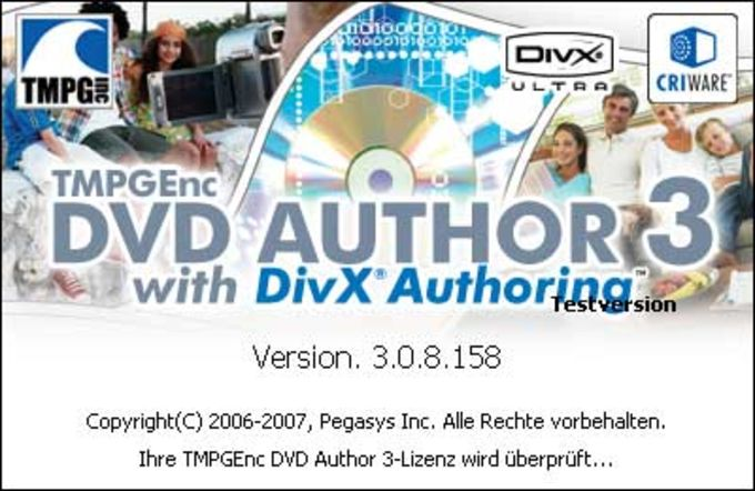 TMPGEnc DVD Author