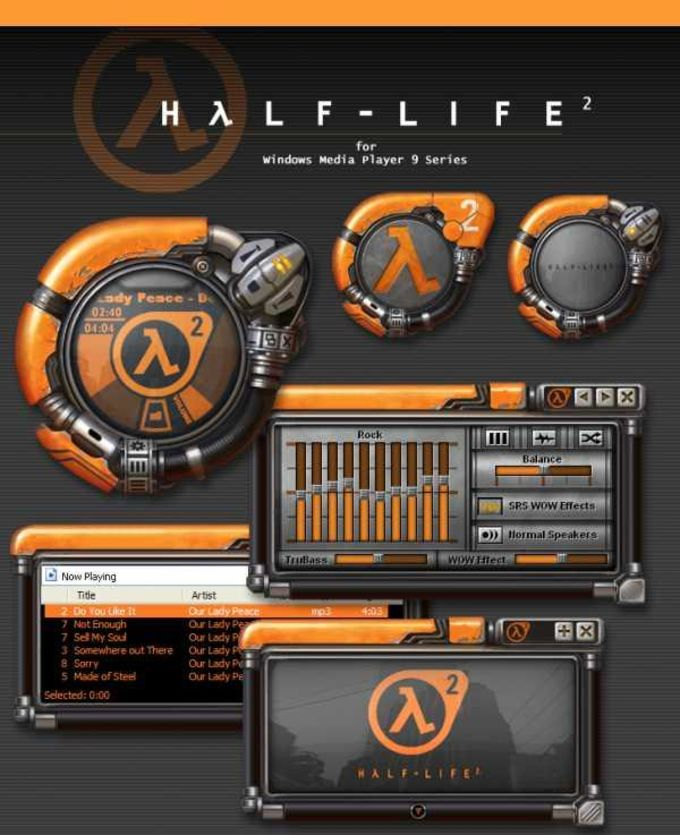 Half-Life 2 by The Skins Factory