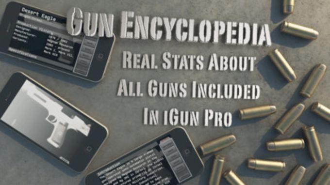 iGun Pro HD - The Original Gun Application