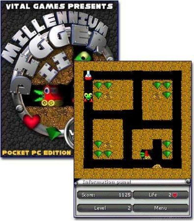 Millennium Digger II
